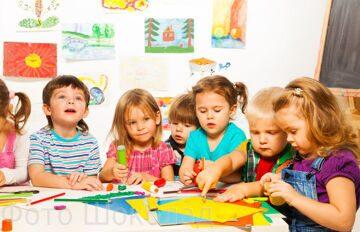 Дети 3-4 года